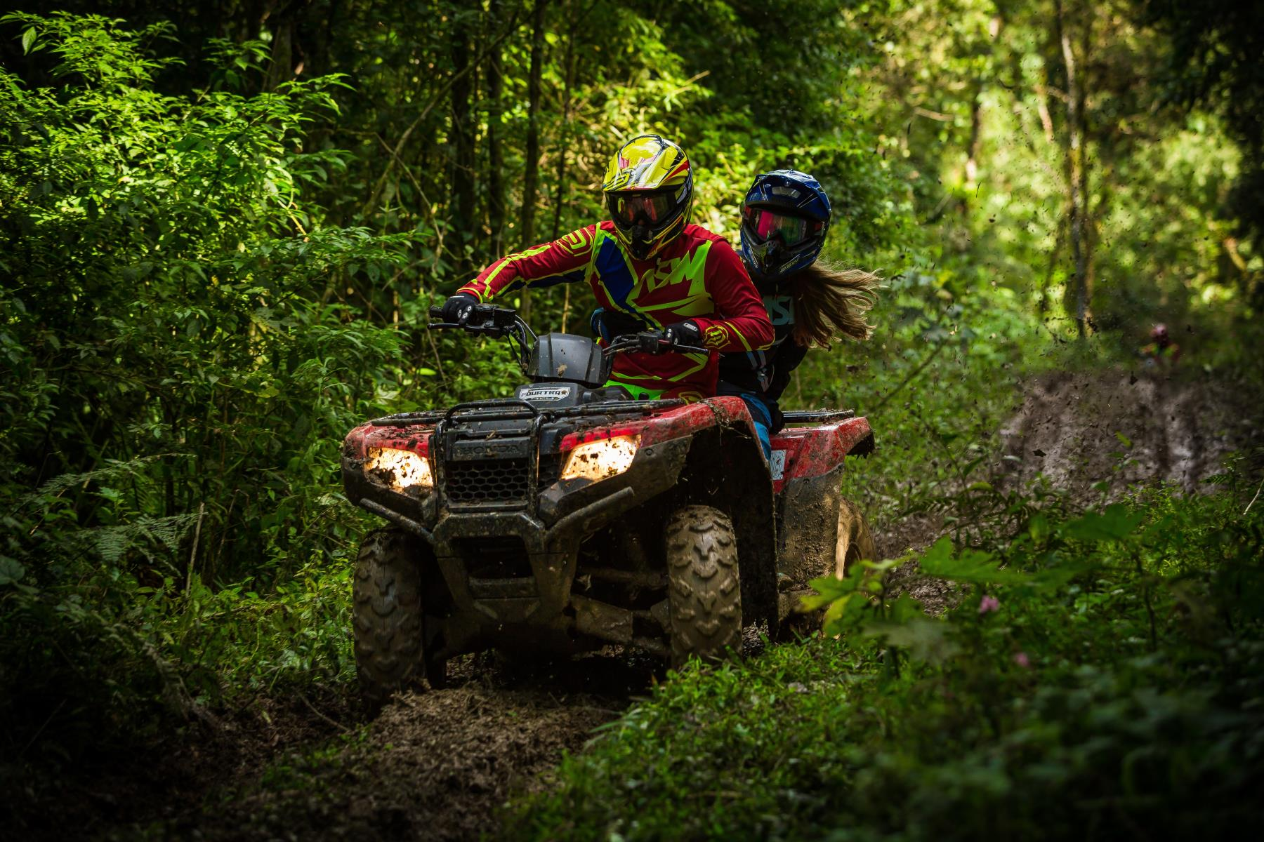 ATV Theft Prevention Tips
